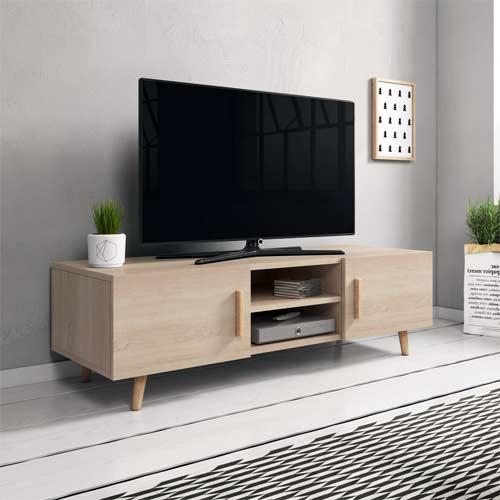 Muebles TV Nórdicos